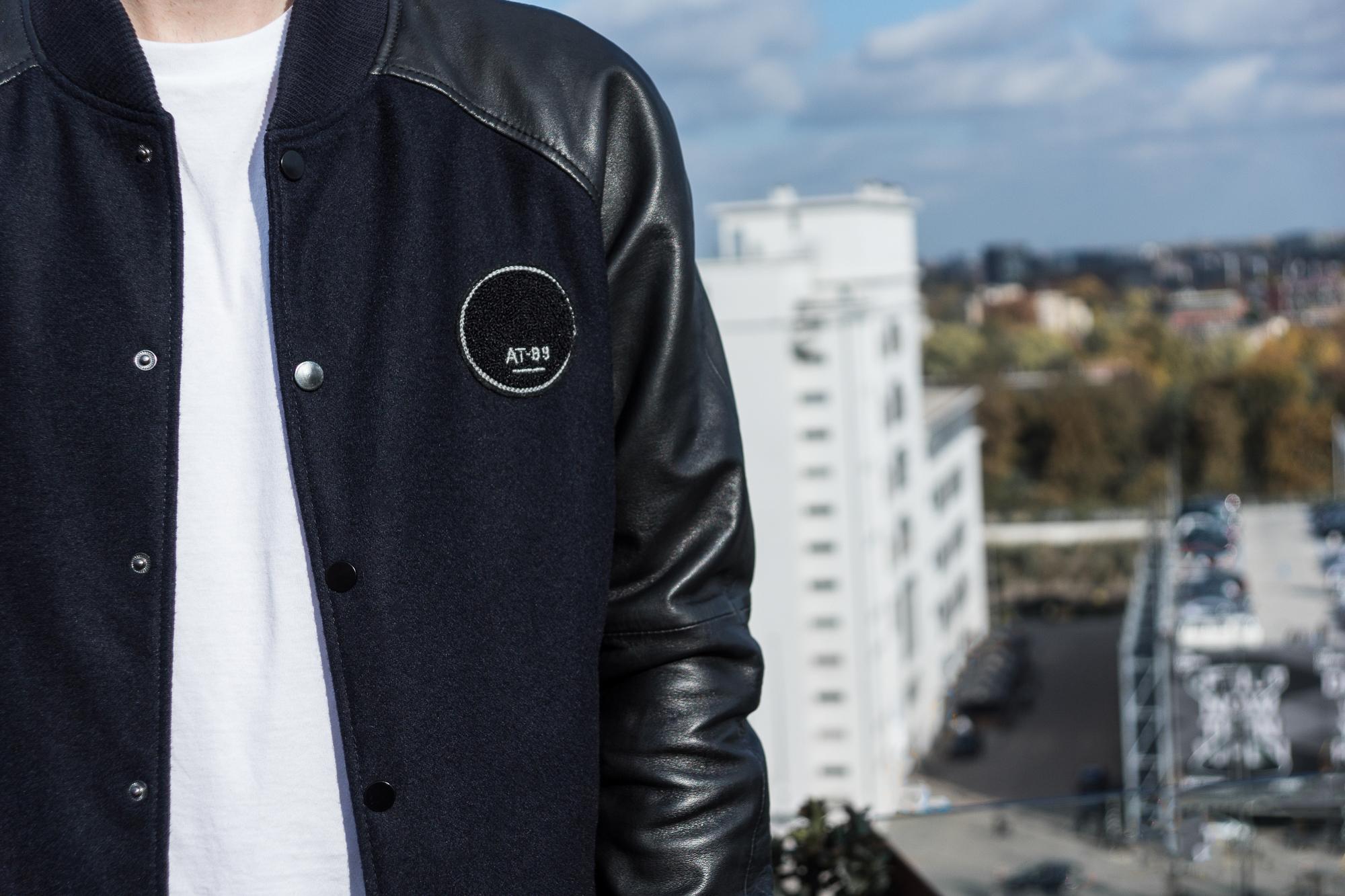 American Icons | Varsity Jacket