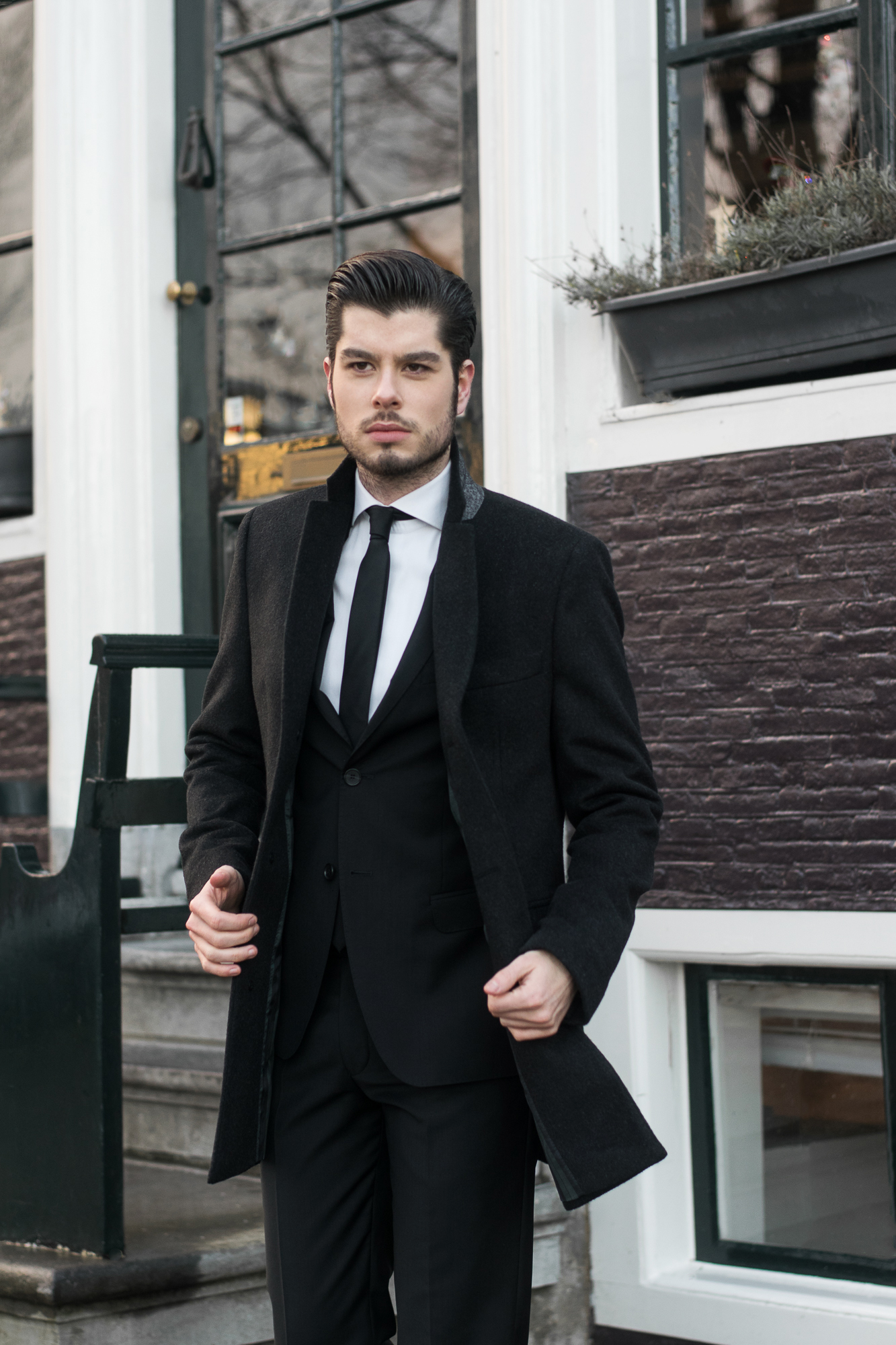 S Oliver Black Tie Christmas Party Menswear By Mw By Mw