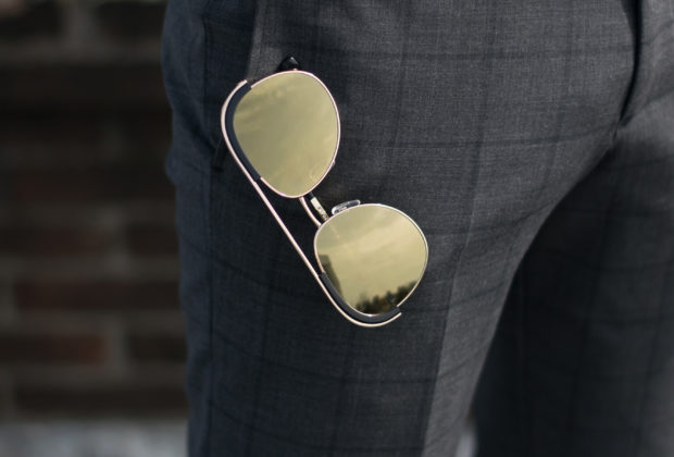 Sunglasses for men. Outfit inspiration for this spring